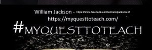 My Quest To Teach