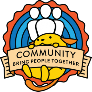 Community Brings People Together